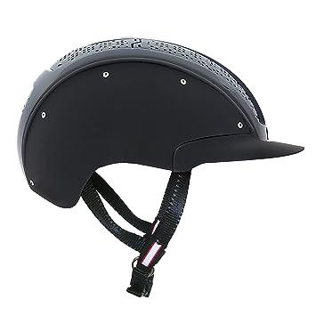 Casco – equitación Prestige Air 2 Composite Negro, niño, Color Composite Schwarz, tamaño