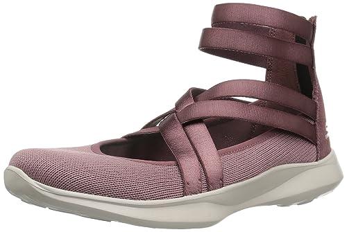 Skechers Femmes Chaussures De Sport A La Mode Couleur Rose