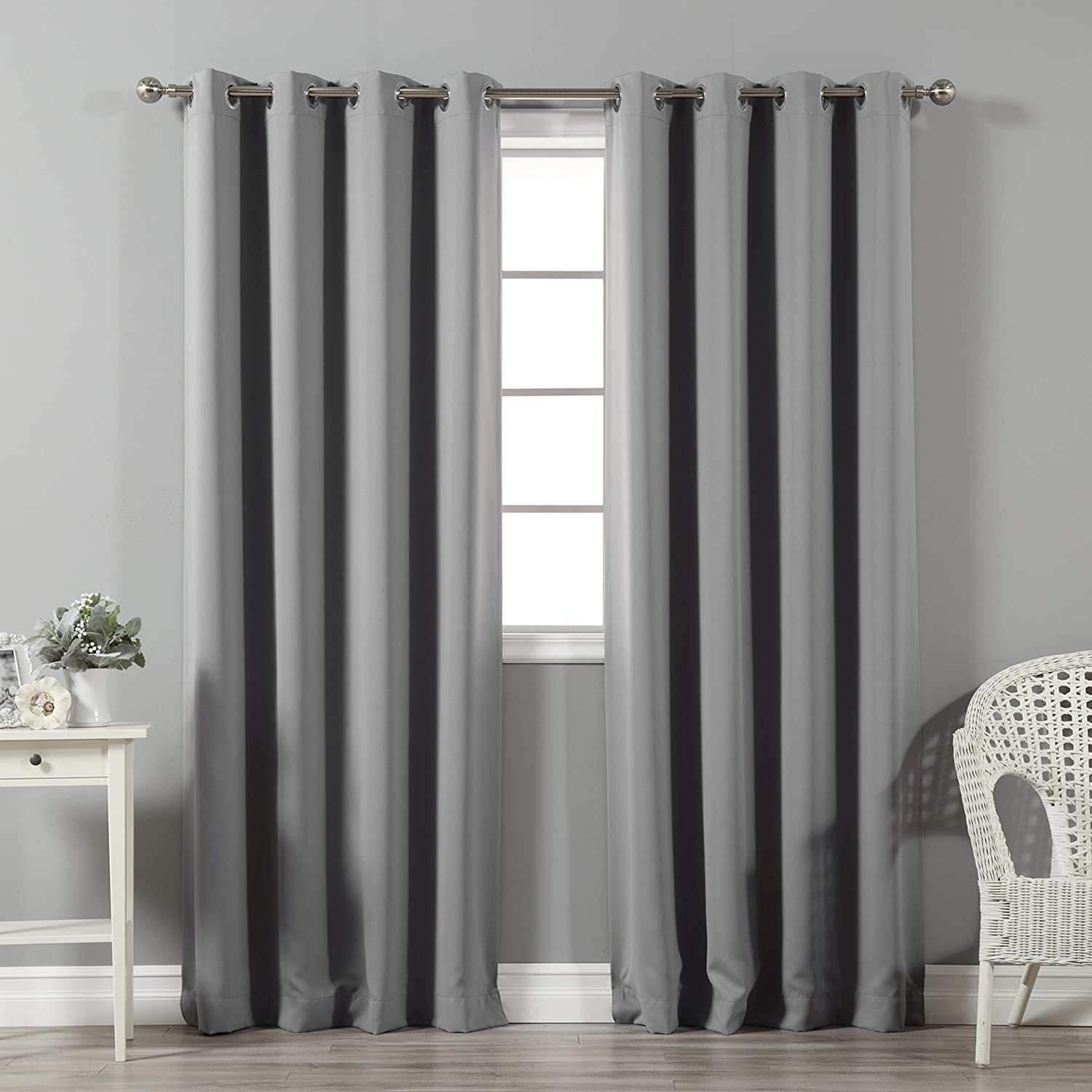 with grommetmal perfect blackout thermal ideas curtain insulated remarkable amazon curtainscurtains size girls curtains design image decorating liners full interior of remarkableins best