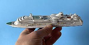 Brilliance of The SEAS Cruise Ship Model, Souvenir Series 1:1250 Scale