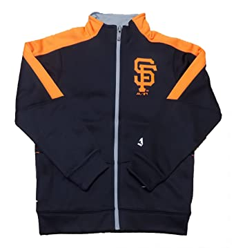 size 40 c9e4a e8adc San Francisco Giants Kids Black Orange quot Ball Boy quot  ...