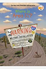 Where Is Area 51? (Where Is?) Kindle Edition