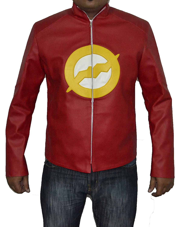 Flash Faux Leather Jacket SAT 3