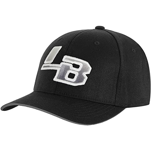 Amazon.com  Limp Bizkit Men s Logo Baseball Cap Small   Medium Black ... f071e057d620