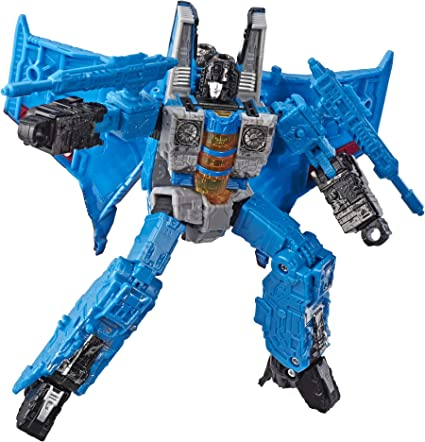 Adults /& Kids Ages 8 /& Up 7 Transformers Toys Generations War for Cybertron Voyager Wfc-S24 Starscream Action Figure Siege Chapter