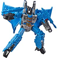 """TRANSFORMERS - 10"""" Thundercracker Action Figure - Generations - War for Cybertron: Siege Voyager Class - Takara Tomy - Kids Toys - Ages 8+"""
