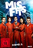 Misfits - Staffel 5 [3 DVDs]