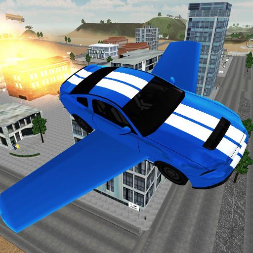 (Flying Car Driving Simulator)