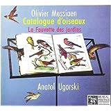 Messiaen: Catalogue D'Oiseaux / La Fauvette Des Jardins