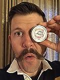 "Firehouse Moustache WAX'S Superior Hold""Wacky"