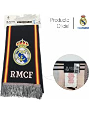 Real Madrid C.F.... Bufanda DE Producto Oficial Real Madrid e145babe0b6