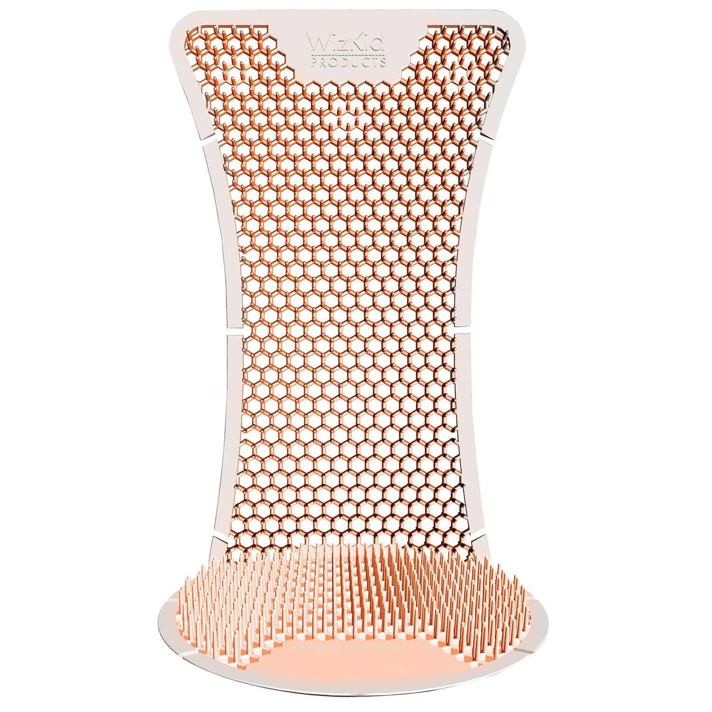 Splash Hog Urinal Screen – Mango Scent | Reduces Splash-Back | Long Lasting Fragrance | Deodorizes for up to 60 Days | 6-Pack