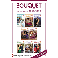 Bouquet e-bundel nummers 3851 - 3858 (8-in-1)