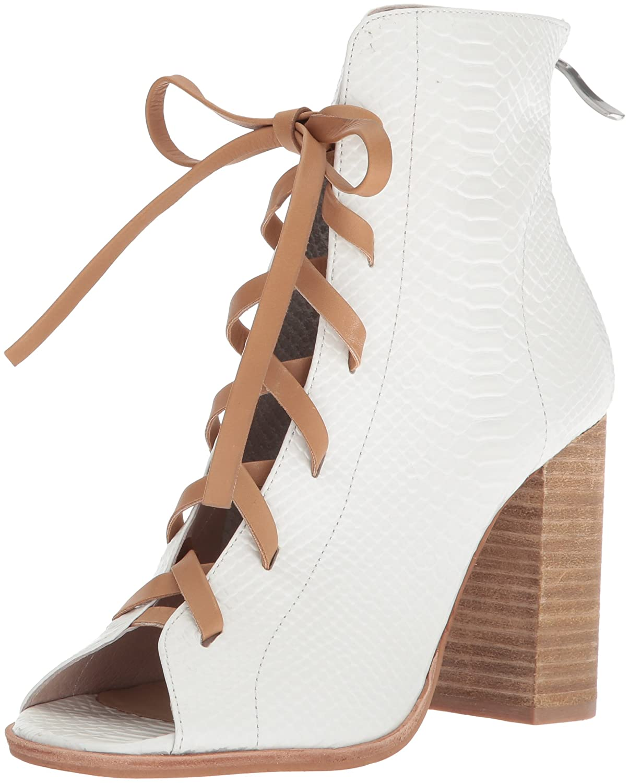 Chinese Laundry Kristin Cavallari Women's Layton Ankle Boot B075SVK2G6 5.5 B(M) US|White