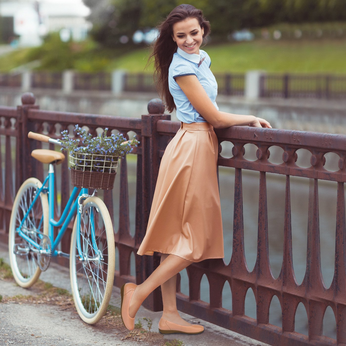 Tessamino Damen elegant Ballerina aus Hirschleder | elegant Damen | Weite H | für Einlagen fdfcc0