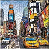 Kanzd Adults Children Puzzles 1Set 1000 Piece Landscape Puzzle Game Interesting Toys 16.53x11.69 Inch