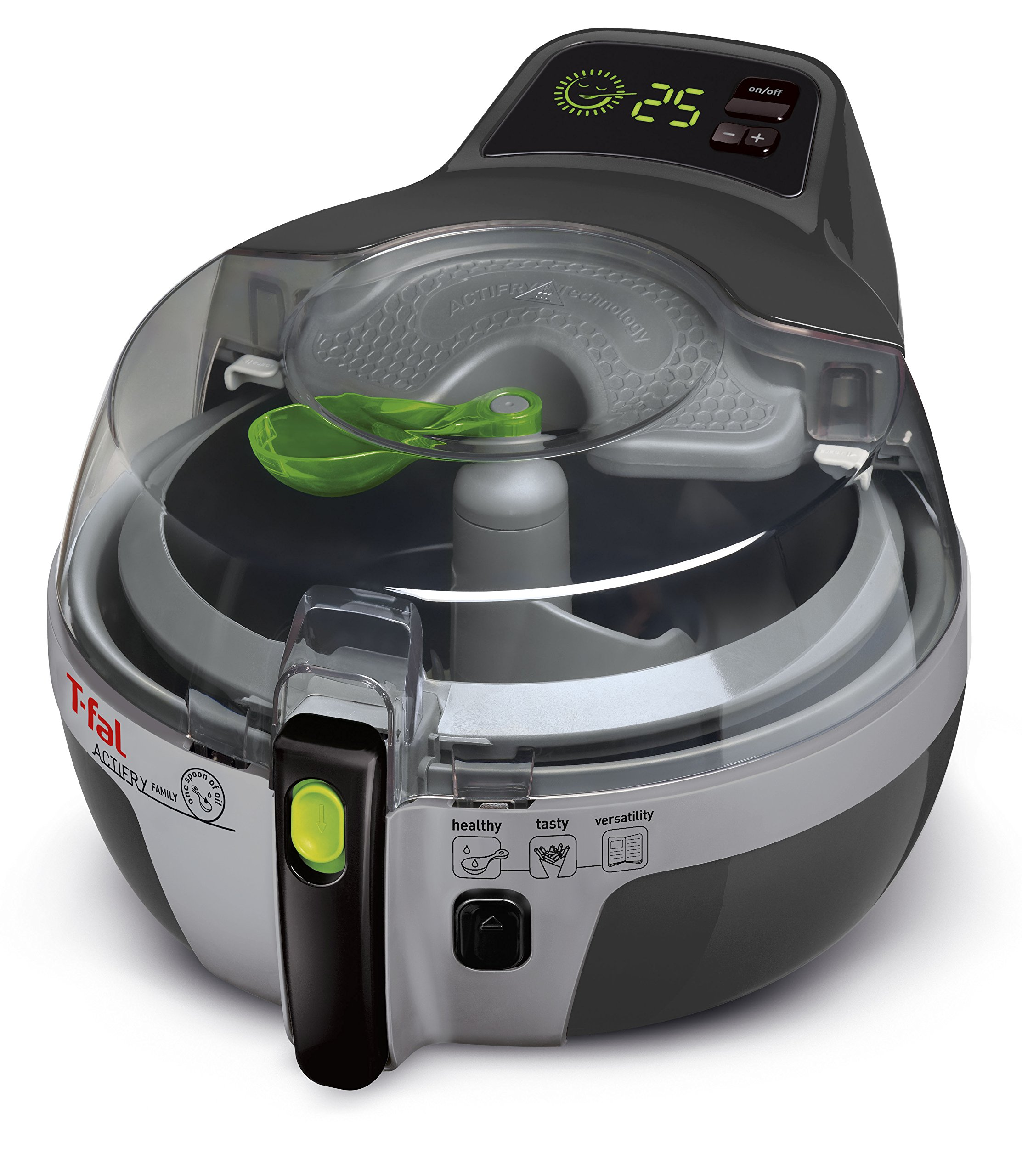 how to clean my t fal deep fryer