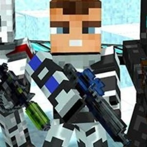 Block Gun 3D: Call of Destiny (Halo Mod Minecraft)