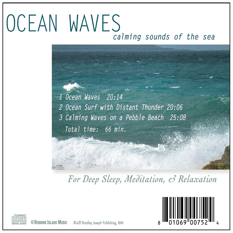 Rest & Relax Nature Sounds Artists - Ocean Waves: Calming