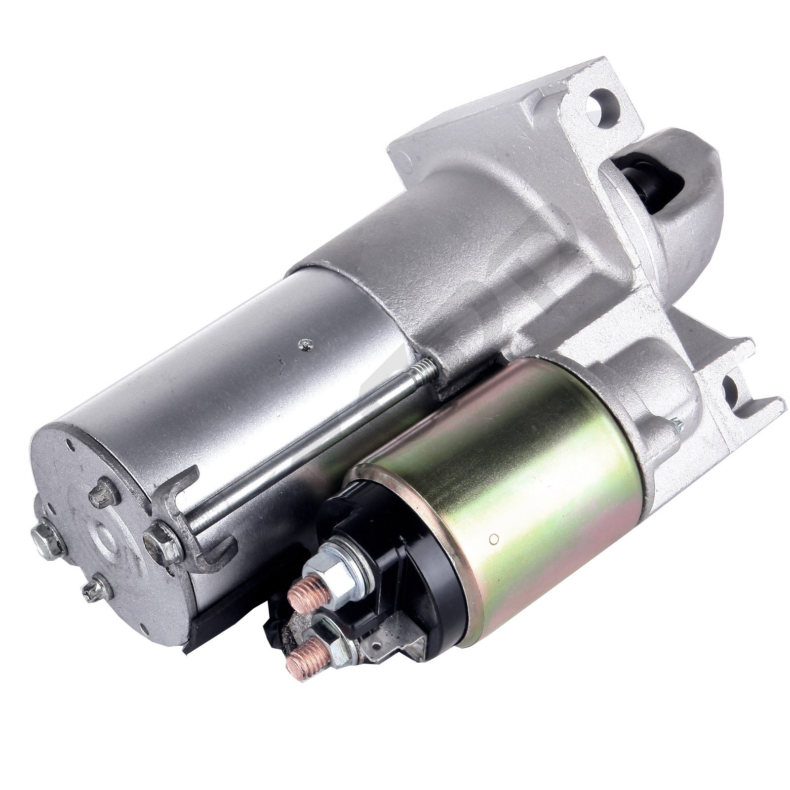 ECCPP New Starter Motor For Chevrolet S10 CAVALIER 2.2L 2002 2003 2004 IMPALA MONTE CARLO VENTURE 3.4L Buick CENTURY RENDEZVOUS Oldsmobile ALERO SILHOUETTE Pontiac AZTEK GRAND AM MONTANA by ECCPP