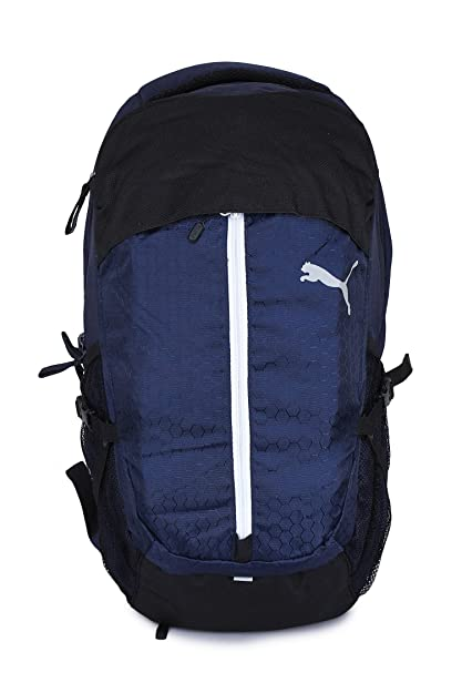 ac229d29f0 Puma Unisex Blue Apex IND Backpack: Amazon.in: Shoes & Handbags