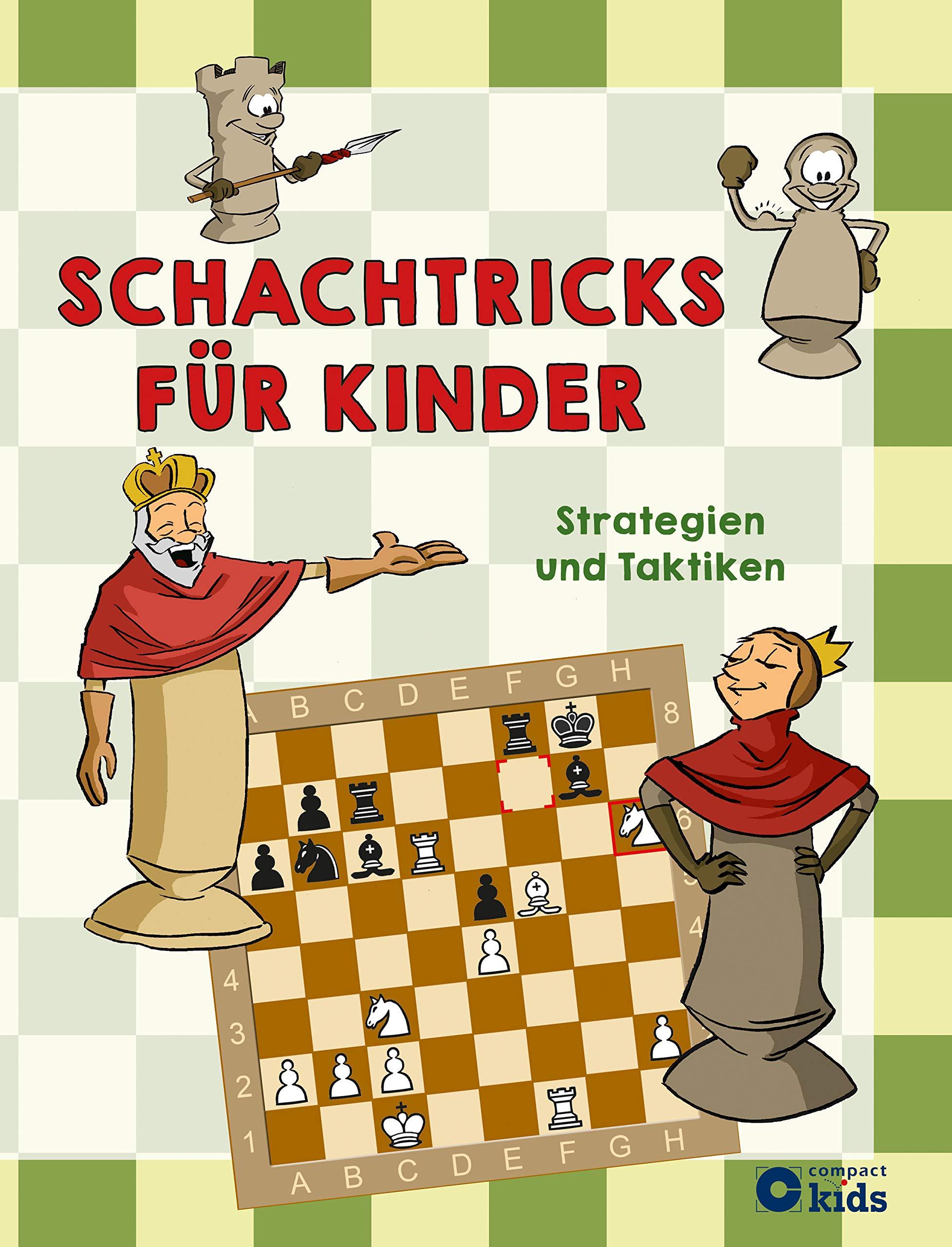 Schachtricks Für Kinder  Strategien Und Taktiken