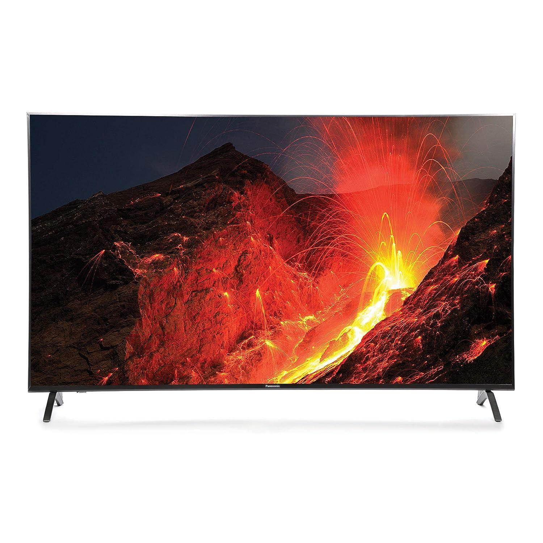 Panasonic 139 cm (55 Inches) 4K UHD LED Smart TV TH-55FX730D (Gray) (2018  model)