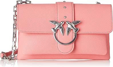 Pinko Love Mini Soft Simply 1 Cl Pel - Bolsos bandolera Mujer