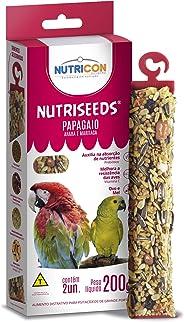 Nutrisseds Papagaio Nutricon Para Papagaio Adulto