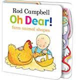 Oh Dear! Farm Animal Shapes