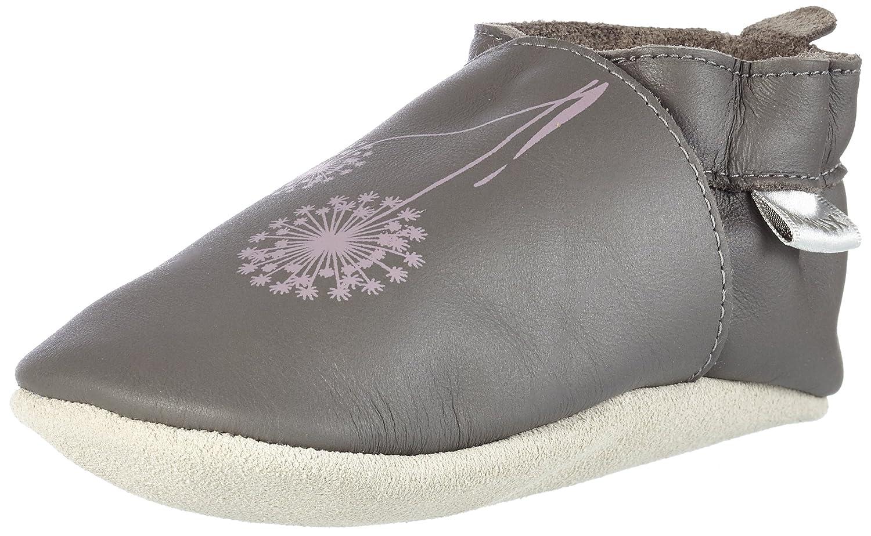 Chaussures b/éb/é Dandelion Print 4428 Semelles souples Bobux