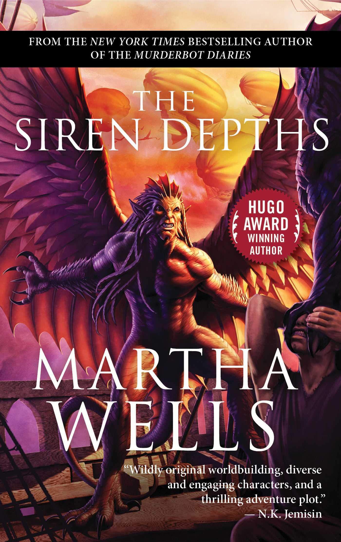 The Siren Depths Books Of The Raksura 3 By Martha Wells