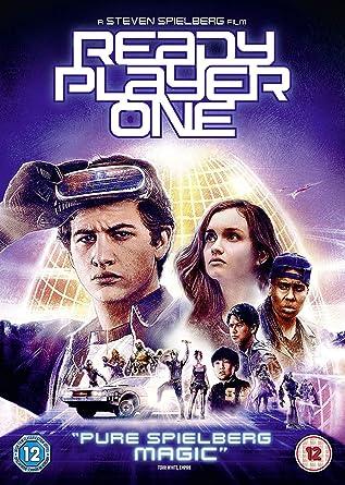 Ready Player One [DVD] [2018]: Amazon co uk: Tye Sheridan