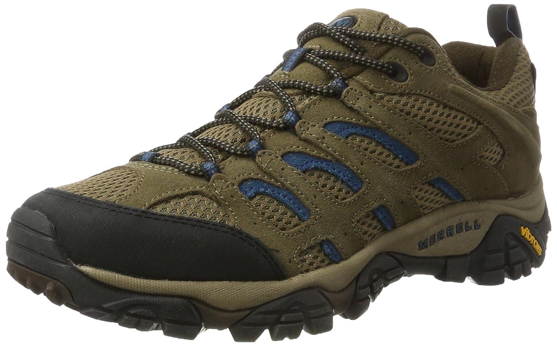 Brown (Kangaroo) Merrell Moab Vent, Men's Hiking shoes