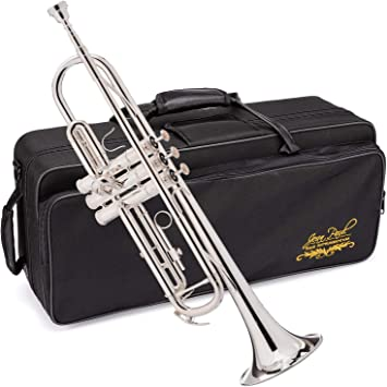 Jean Paul TR-430, silver plated finish.