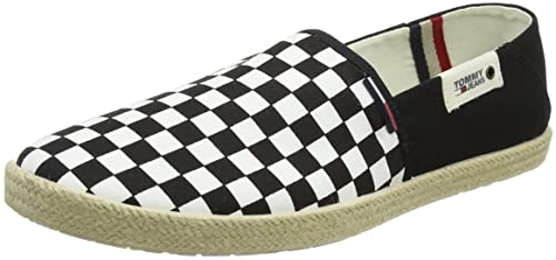 Tommy Jeans Check Slip On Shoe, Mocasines para Hombre: Amazon.es: Zapatos y complementos