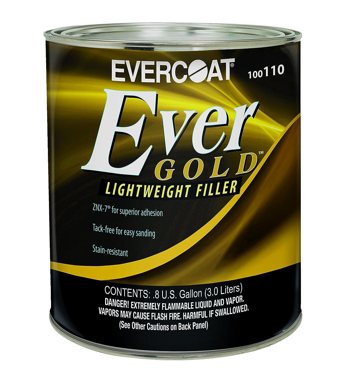 Evercoat 110 EverGold Body Filler - 0.8 Gallon