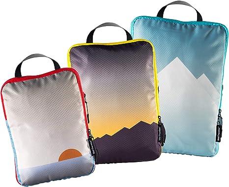 Amazon.com: Bien viajado – 3 cubos de compresión para viajes ...