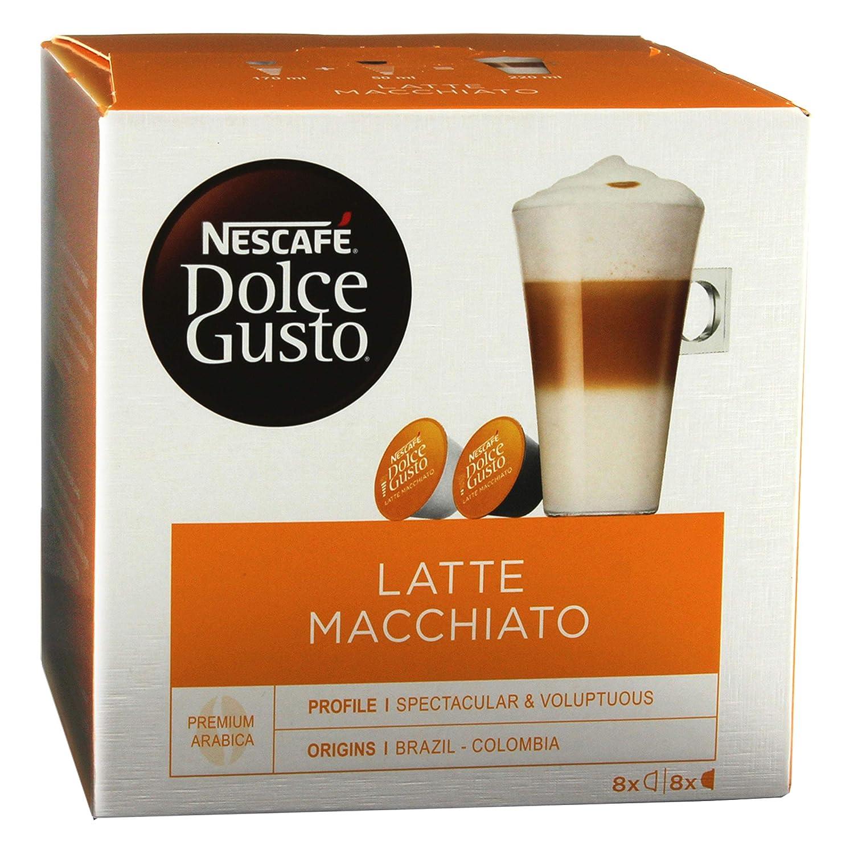 Nescafé Dolce Gusto Set Sweet Dreams, Café, Cápsulas de Café, 6 x ...