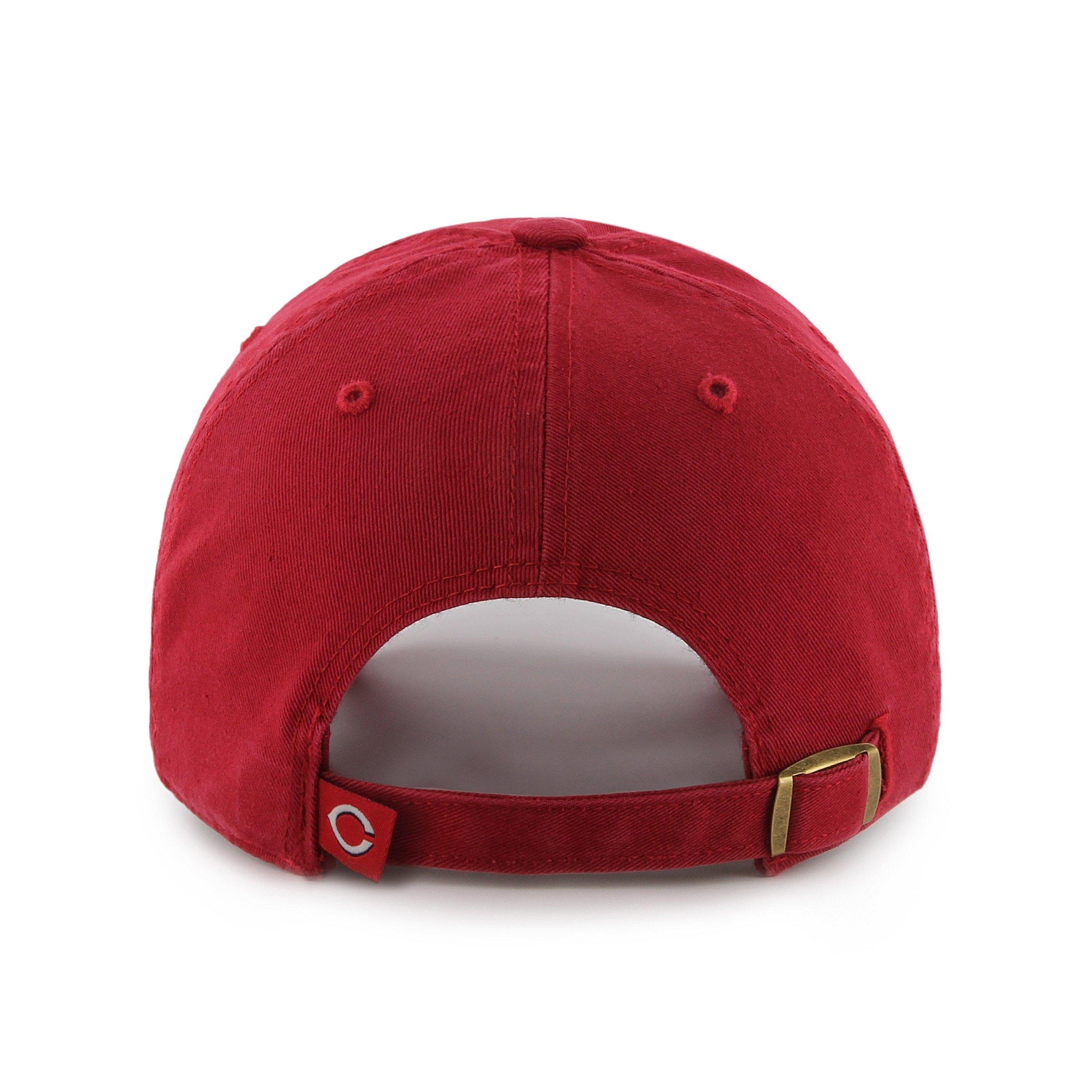 Cincinnati Reds Clean Up Adjustable Cap