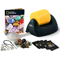 NATIONAL GEOGRAPHIC Starter Rock Tumbler Kit