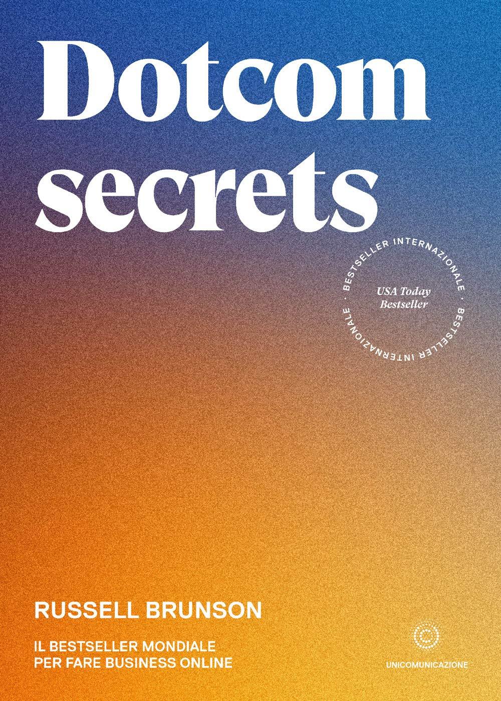 Copertina Libro Dotcom secrets