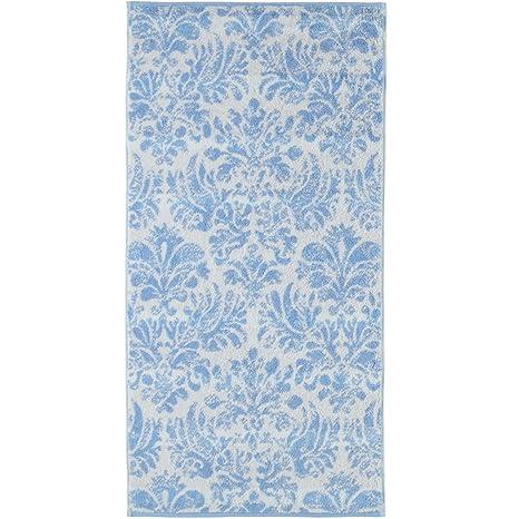 Cawö Noblesse Vintage Ornament 1077, 100 % algodón, toalla de ducha 80 x 150