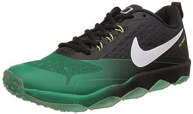 on sale b4459 29761 Nike Mens Zoom Hypercross Kelly Green Running Shoes-11 UK India (46 EU