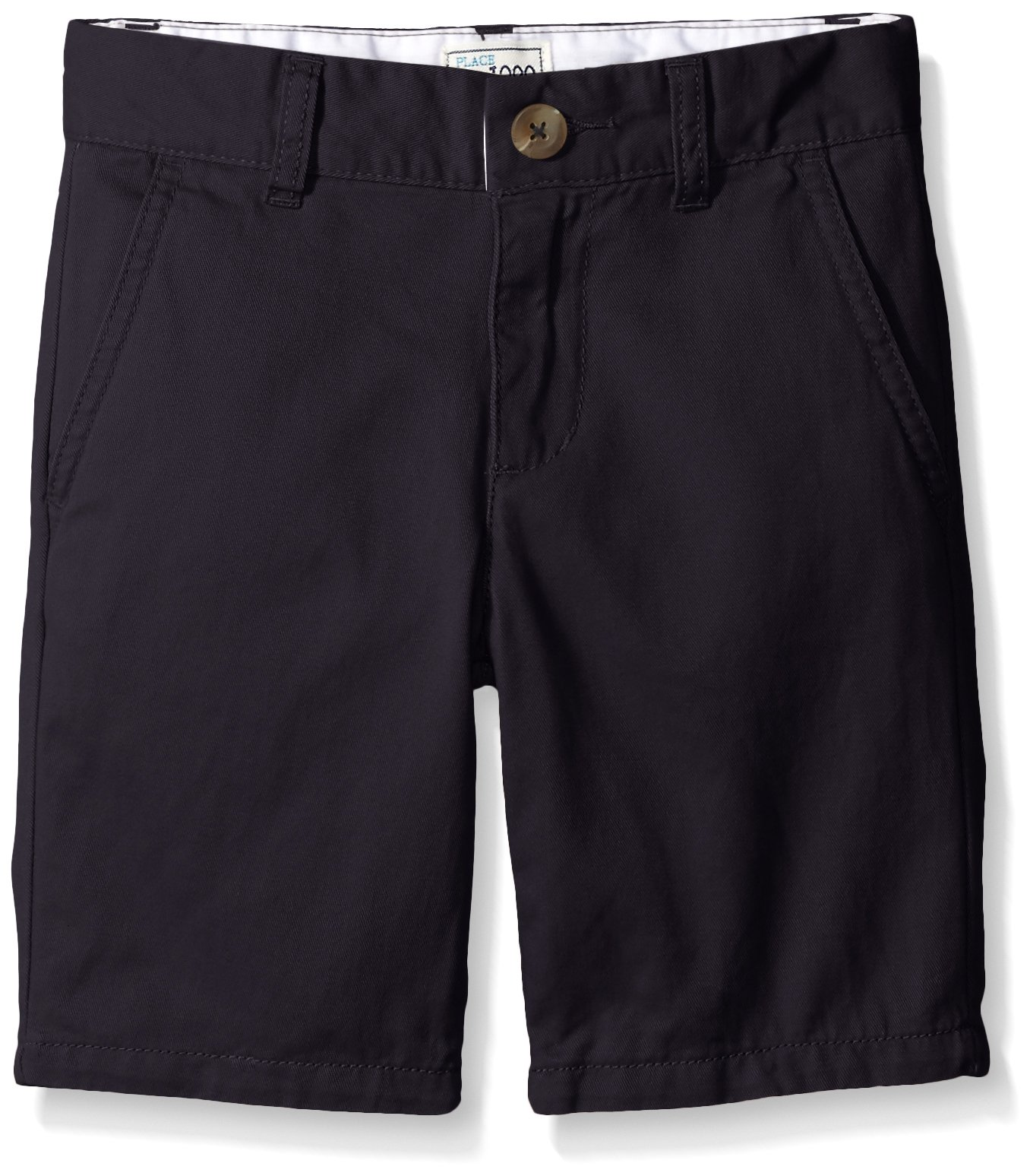 The Children's Place Boys' His Chino Shorts, New Navy, 6