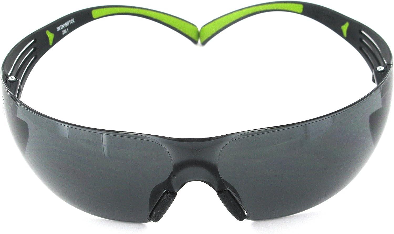 3M–Gafas protectoras securefit PC Gris