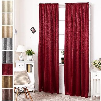 rideaux bordeaux. Black Bedroom Furniture Sets. Home Design Ideas
