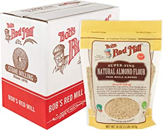 product image for Bob's Red Mill Super-fine Natural Almond Flour, 16 Ounce, 4 Count