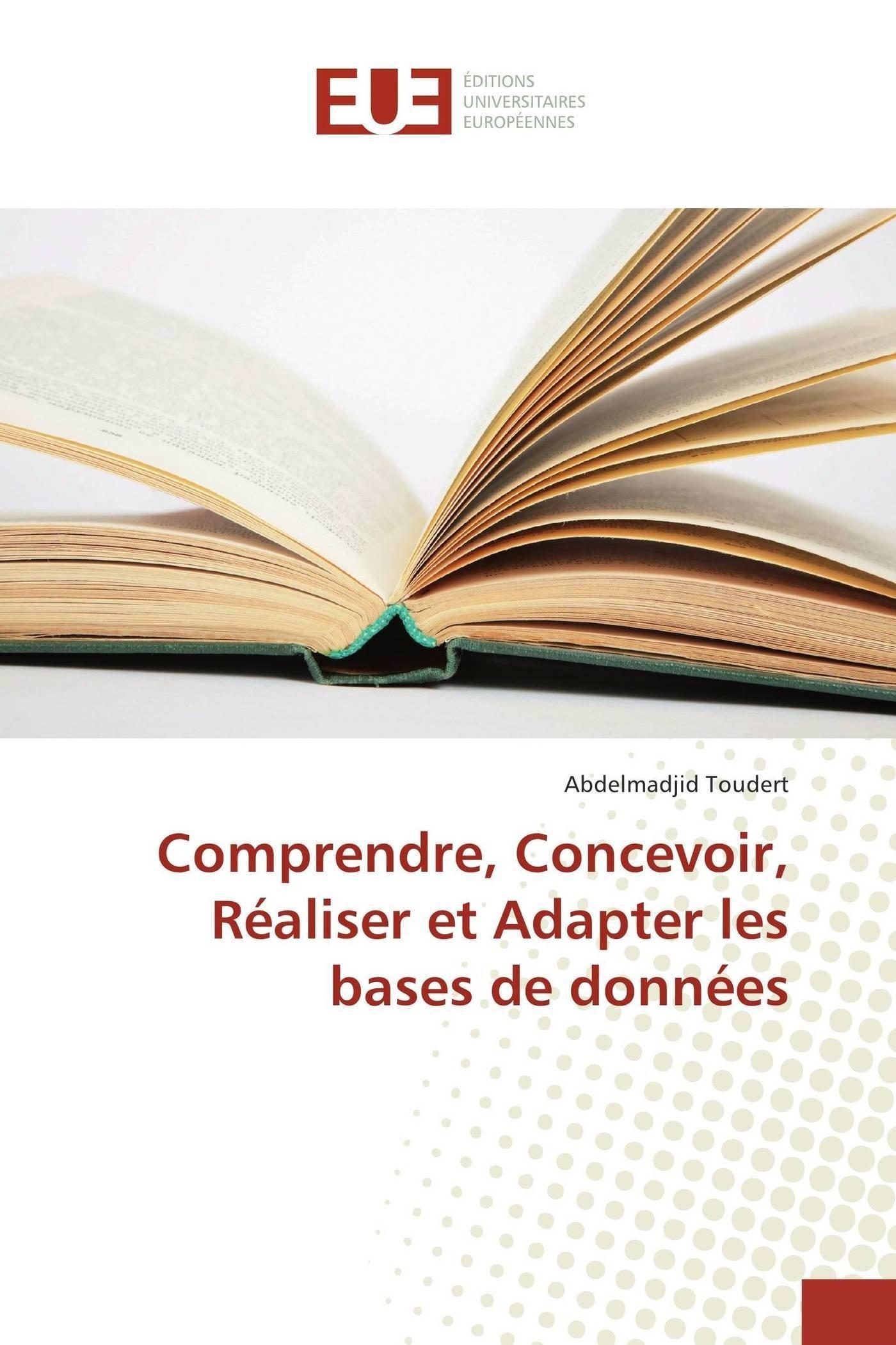 Download Comprendre, Concevoir, Réaliser et Adapter les bases de données (French Edition) ebook