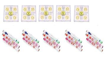 Virgo Toys Brain Lock & Brain Drain Puzzle (Combo) - Pack of 5